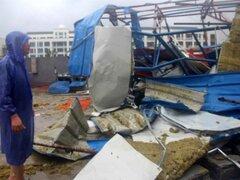 China: 18 muertos y 14 desaparecidos deja a su paso el tifón 'Lekima'