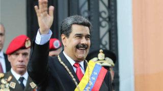 Nicolás Maduro destacó alianza con China ante bloqueo de EEUU