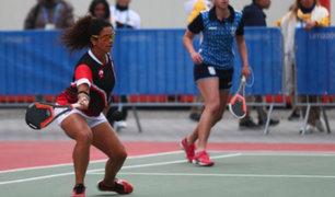 Lima 2019: Claudia Suárez gana medalla de oro en frontón