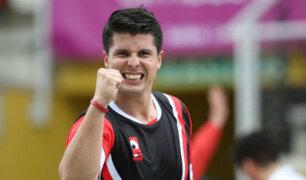 ¡Por la décima! Lima 2019: Kevin Martínez se consagra en frontón y gana medalla de oro