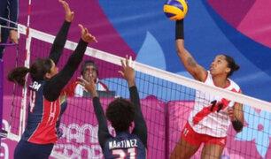 Lima 2019: Perú perdió 3-2 ante Puerto Rico y quedó en el sexto lugar de vóley femenino