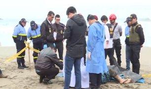 Ventanilla: hallan cuerpo de hombre en la playa Bahía Blanca