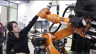 Brazo robótico podría revolucionar la industria peruana