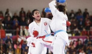 Lima 2019: Isabel Aco obtiene medalla de bronce en karate para nuestro país