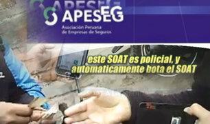 EXCLUSIVO | SOAT a la medida: ofrecen seguros para motos sin cobertura médica