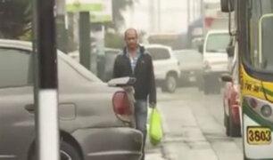 La Molina: peatones en peligro por calles sin veredas