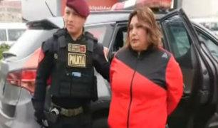 Ate: detienen a nueva integrante de 'Los intocables ediles'