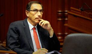 Aprobación de Martín Vizcarra bajó a 48%, según encuesta de Ipsos