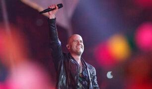 Lima 2019: Gian Marco agradeció a todos los peruanos tras presentación musical