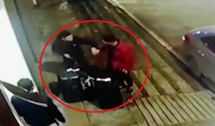 Asalto a turista austriaco: delincuentes habrían robado a otro extranjero en Surquillo