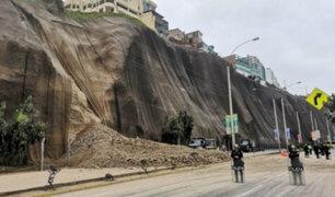 Costa Verde: Magdalena pide declarar en estado de emergencia los acantilados