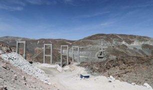 Inician construcción de puente que unirá Ayacucho con Huancavelica