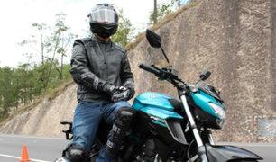 Comas: anciano queda grave tras ser embestido por moto