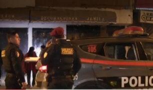Comas: asesinan a joven cajera que habría puesto resistencia a robo