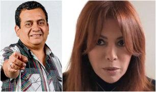 Tony Rosado contra Magaly Medina: ''Yo la voy a meter a la cárcel''