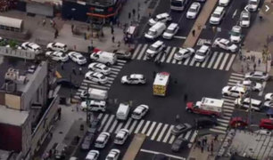 EEUU: tiroteo en Filadelfia deja seis policías heridos