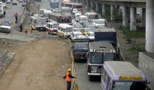 SJM: calles cerradas y veredas rotas vienen generando caos en los vecinos