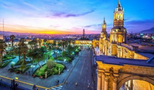Aniversario de Arequipa: la 'Ciudad Blanca' celebra su 479 aniversario