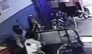 Piura: extorsionadores disparan a mecánico en su taller