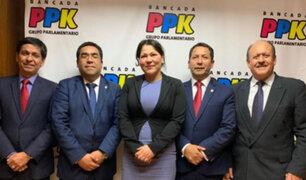 Yesenia Ponce deja Cambio 21 y se incorpora a bancada PpK, evitando su desaparición