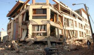 Sur del Perú: un día como hoy Ica fue remecida por un intenso terremoto