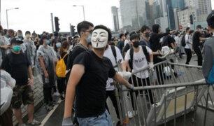 Hong Kong: manifestantes utilizan Pokémon GO para coordinar puntos de protesta