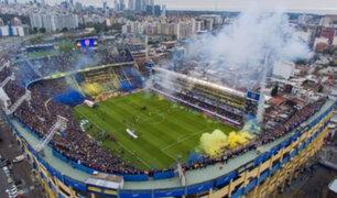 Argentina: evacuan estadio del Boca Juniors por amenaza de bomba