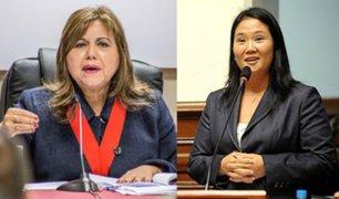 Keiko Fujimori: PJ convoca a Susana Castañeda para decidir recurso de casación