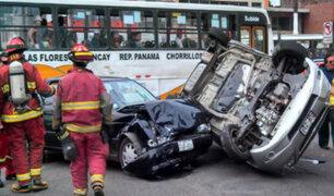 En el Perú, 3 mil personas mueren por accidentes de tránsito pero el infractor parece siempre ganar