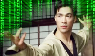 Video: mira a Bruce Lee interpretando a Neo en la película Matrix