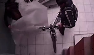 ¡Atención Ciclistas! Aumenta robo de bicicletas en Cercado de Lima