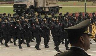Así fue la ceremonia de conmemoración del Día de la Creación del Ejército del Perú