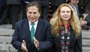 Alejandro Toledo: pedido de extradición se resolverá la próxima semana