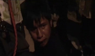 Cusco: ladrón llora y pide perdón tras ser atrapado robando 0.50 céntimos a un menor