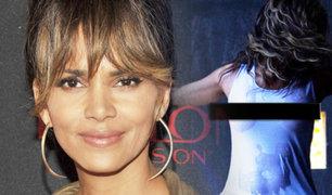 """Halle Berry publicó foto de """"polos mojados"""" y causa furor en las redes"""