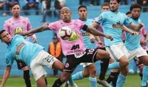 Torneo Clausura: Sporting Cristal superó 4-2 a Sport Boys