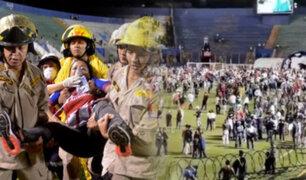 Muertos, heridos y apuñalados dejó clásico del fútbol hondureño
