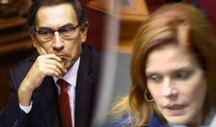 Lo que dejó Tía María: Presidente sin partido y sin bancada