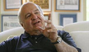 Hernando de Soto propone diálogo entre Antauro Humala y expresidente de la Confiep