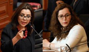 """Congresista Aramayo considera que Rosa Bartra """"No es ni muy dialogante ni articuladora"""""""