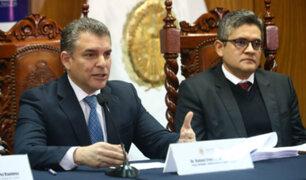 Fiscal Pérez advierte a Vela sobre infiltración en Equipo Lava Jato