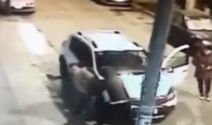 Cercado de Lima: calle de Santa Beatriz fue escenario de violento asalto
