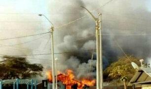 Piura: capturan a tres presuntos responsables de ataques a petrolera en Talara