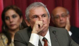 Luis Castañeda Lossio: Fiscalía pidió 36 meses de prisión preventiva por caso OAS