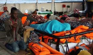 Fiscalía italiana ordenó desembarco de migrantes del barco Open Arms