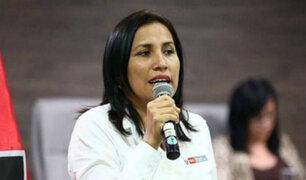 Flor Pablo: que quieran investigar de nuevo la Sunedu es distraerlos de sus prioridades