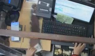Miraflores: Policía tras los pasos de extranjera que robó de manera sistemática en panadería