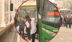 Brasil: secuestrador de 37 personas que fue abatido dijo que quería pasar a la historia
