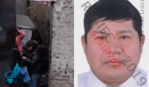 """Padre de mujer agredida por expareja: """"son varias veces que él la golpea"""""""
