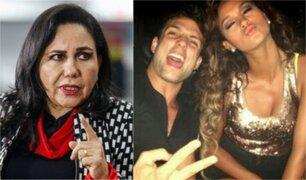 Ministra de la Mujer se pronuncia sobre caso de Angie Arizaga
